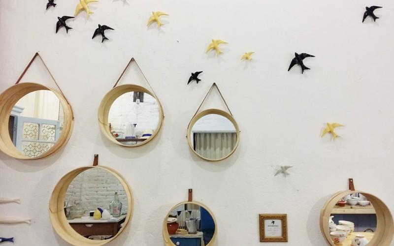 Cer mica y objetos de decoraci n hechos a mano en casa for Objetos decoracion