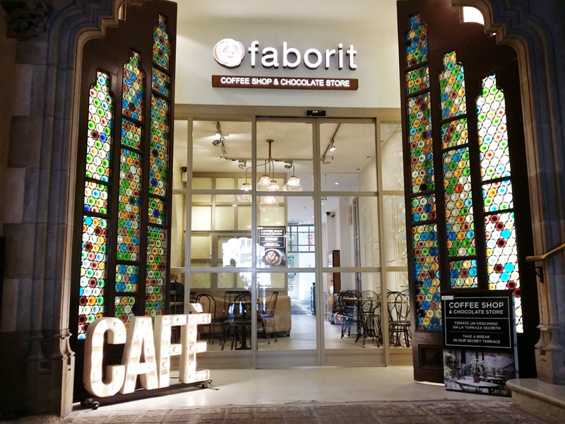 entrada faborit barcelona