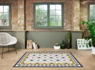 Es tendencia: alfombras de suelo hidráulico