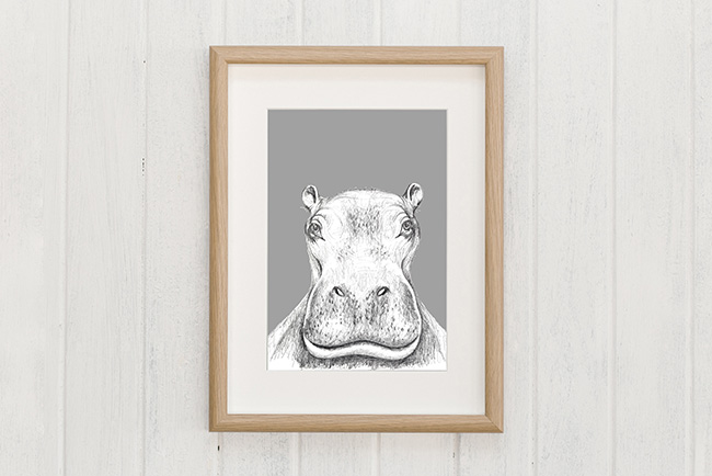 lamina hipopotamo macaroom