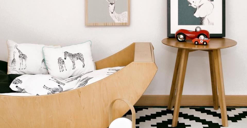 Macaroom diseo e ilustracin para habitaciones infantiles Inlove