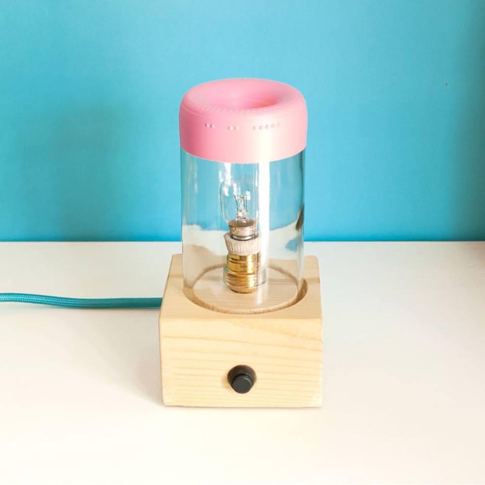 lampara-botella-pink