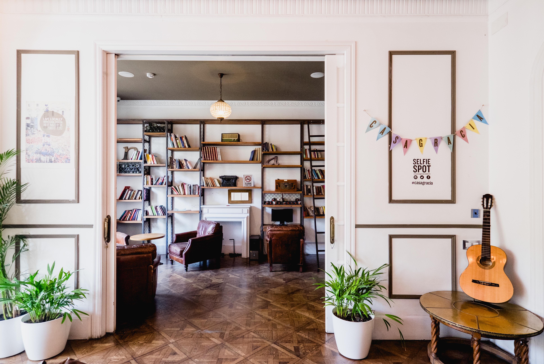 Casa gracia un nuevo concepto de alojamiento en barcelona - Hotel casa gracia barcelona ...