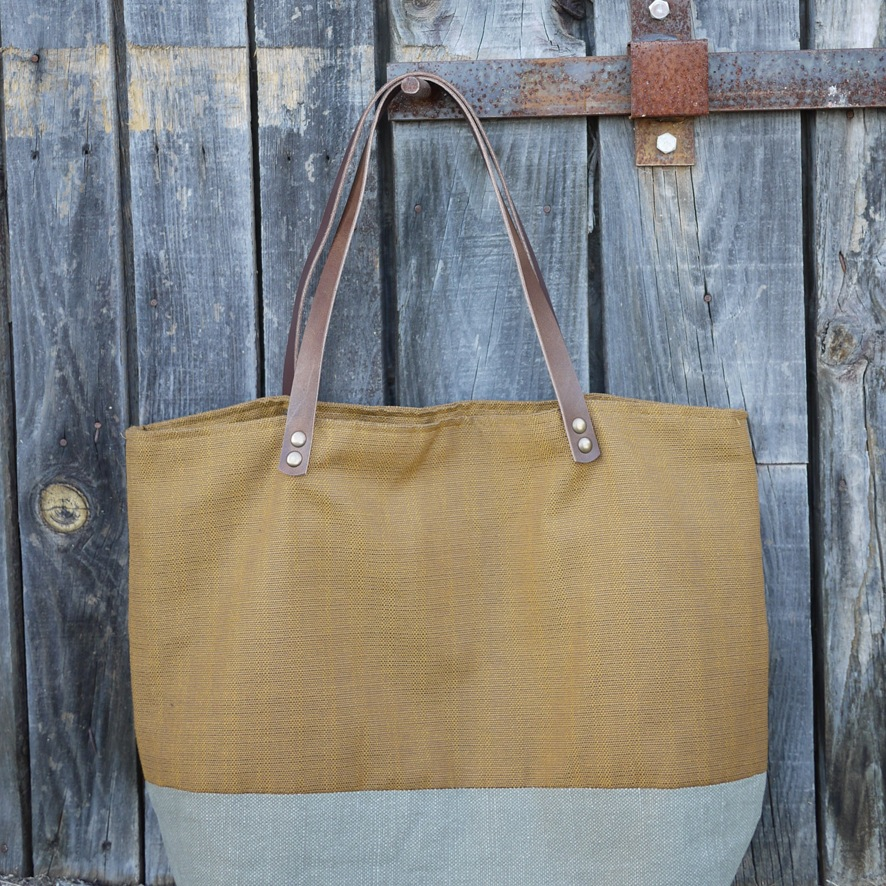 bolso ocre matimanana