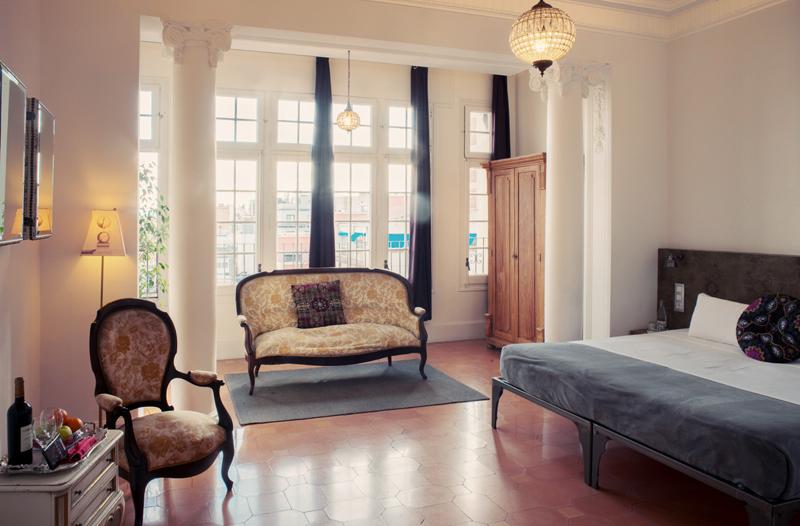 casa gracia habitaciones