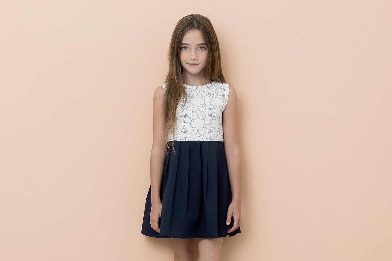 vestido gaviotas